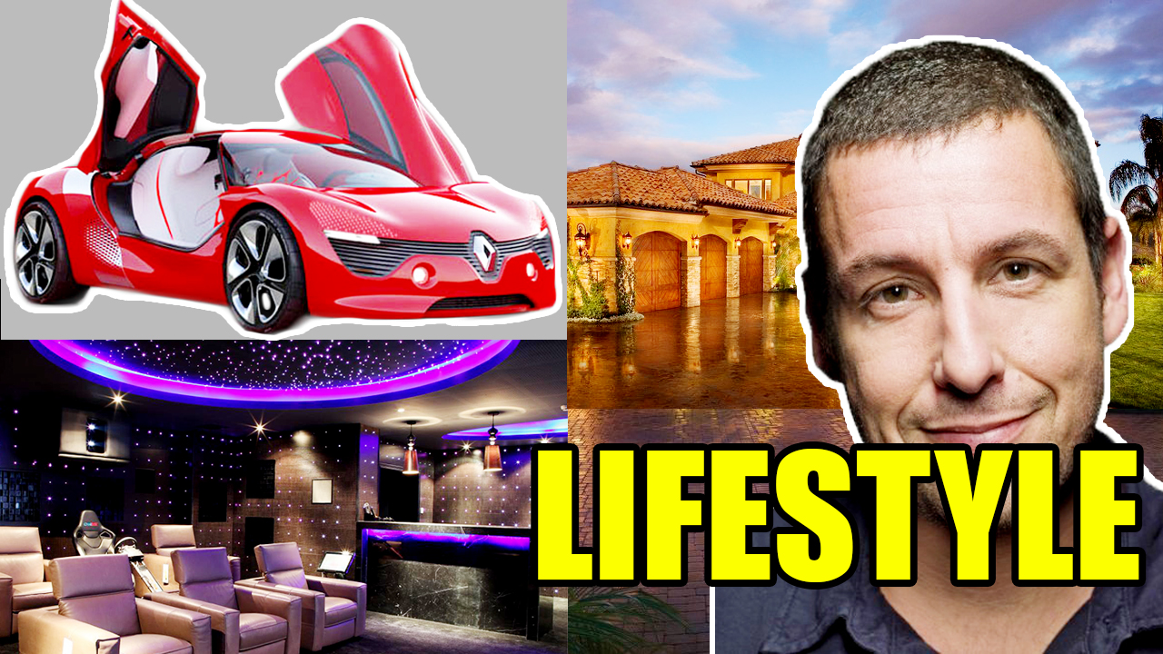 Adam Sandler Lifestyle, Net Worth, Salary, Cars,Biography All Celebrity Lifestyle