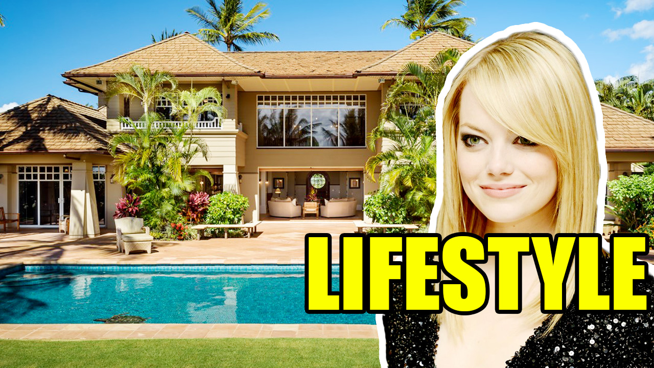 Admirable Emma Stone Net Worth Salary House Cars Lifestyle Interior Design Ideas Philsoteloinfo