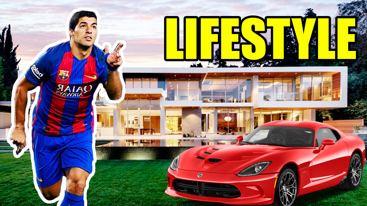 Luis Suárez Net Worth Height, Weight, Age, Biography, Cars