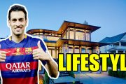 Sergio Busquets Lifestyle, Net Worth, Salary, House, Cars, Biography ★★★ All Celebrity Lifestyle