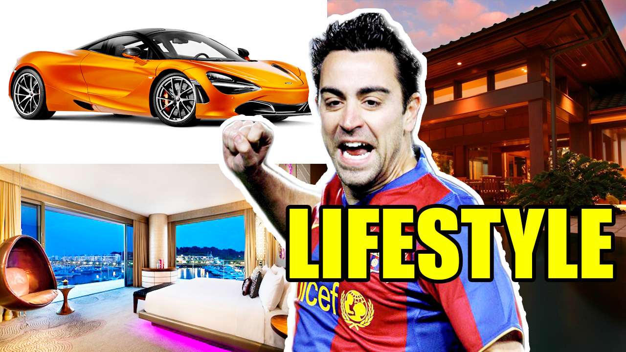 Xavi Lifestyle,House,Car,Net worth,Biography,Bio | All Celebrity Lifestyle