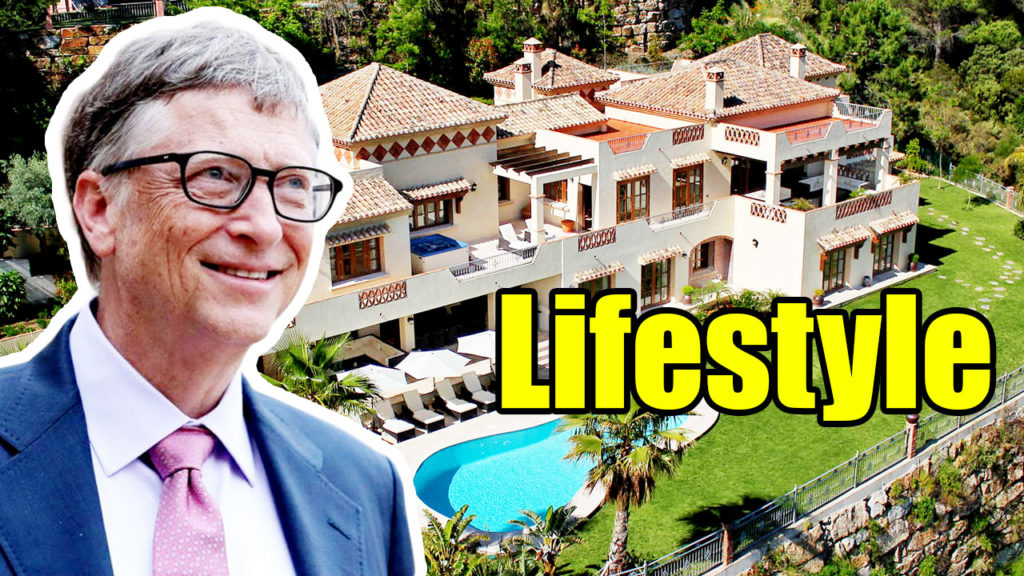 Bill Gates Has a Trampoline Room in His $127 Million ...  |Bill Gates And His House