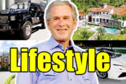George W. Bush Net Worth,Age,Height,Weight,Cars,Nickname,Wife,Affairs,Biography,Children