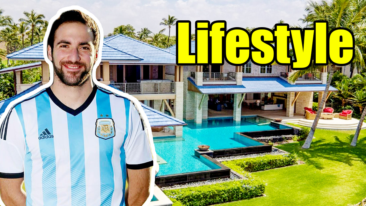 Gonzalo Higuain Age, Height, Weight, Net Worth, Wife, Cars, Nickname, Wife, Affairs, Biography, Children