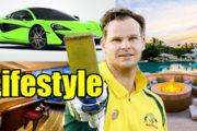Steve Smith Age, Height, Weight, Net Worth, Cars, Nickname, Wife, Affairs, Biography, Children