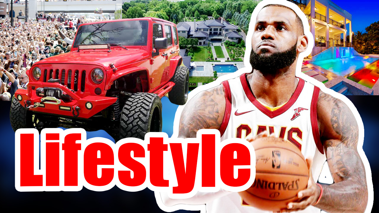 LeBron James Lifestyle,LeBron James, LeBron James cars,LeBron James biography,LeBron James life story,LeBron James history, LeBron James income,LeBron James Net worth,LeBron James salary,LeBron James house,All Celebrity Lifestyle,LeBron James lifestyle 2018,LeBron James family, LeBron James age, LeBron James weight, LeBron James height, LeBron James eye color,
