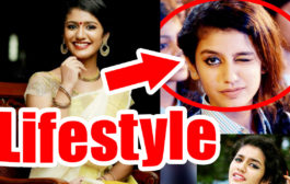 Priya Prakash Varrier Age,Height,Weight,Net Worth,Cars,Nickname,Boyfriend,Affairs,Biography