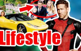 Ryan Reynolds Net Worth,Age,Height,Weight,Cars,Nickname,Wife,Affairs,Biography,Children