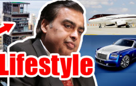 Mukesh Ambani House, Cars, Son, Daughter, Wife, Family, Net Worth, Lifestyle, Private Jet, Biography