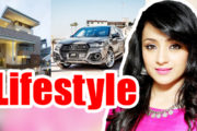 Trisha Krishnan Net Worth, Lifestyle, Cars, House, Trisha Krishnan Biography 2018, All Celebrity Lifestyle