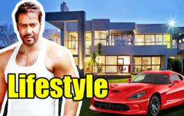 Ajay Devgan Age, Height, Weight, Net Worth, Cars, Nickname, Wife, Affairs, Biography, Children