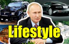 Vladimir Putin Lifestyle | House | Cars | Net worth | Putin Biography 2018