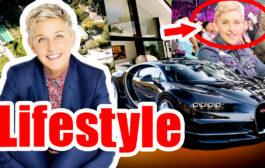 Ellen DeGeneres Net Worth,Age,Height,Weight,Cars,Nickname,Wife,Affairs,Biography,Children